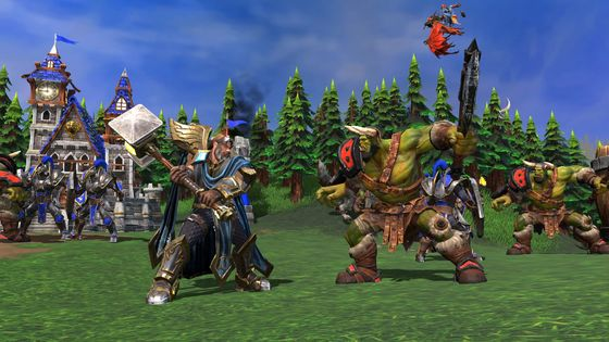 Blizzard Botched Warcraft III Remake After Internal Fights, Pressure Over Costs