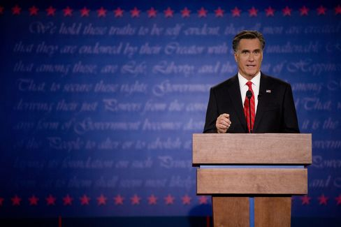 Romney Cuts Into Obama Advantage on Foreign Policy in Poll