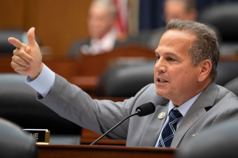 Congressman David Cicilline Is Out to Change Tech and