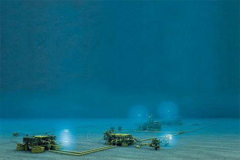 Oil Companies Race to the Bottom of the Sea