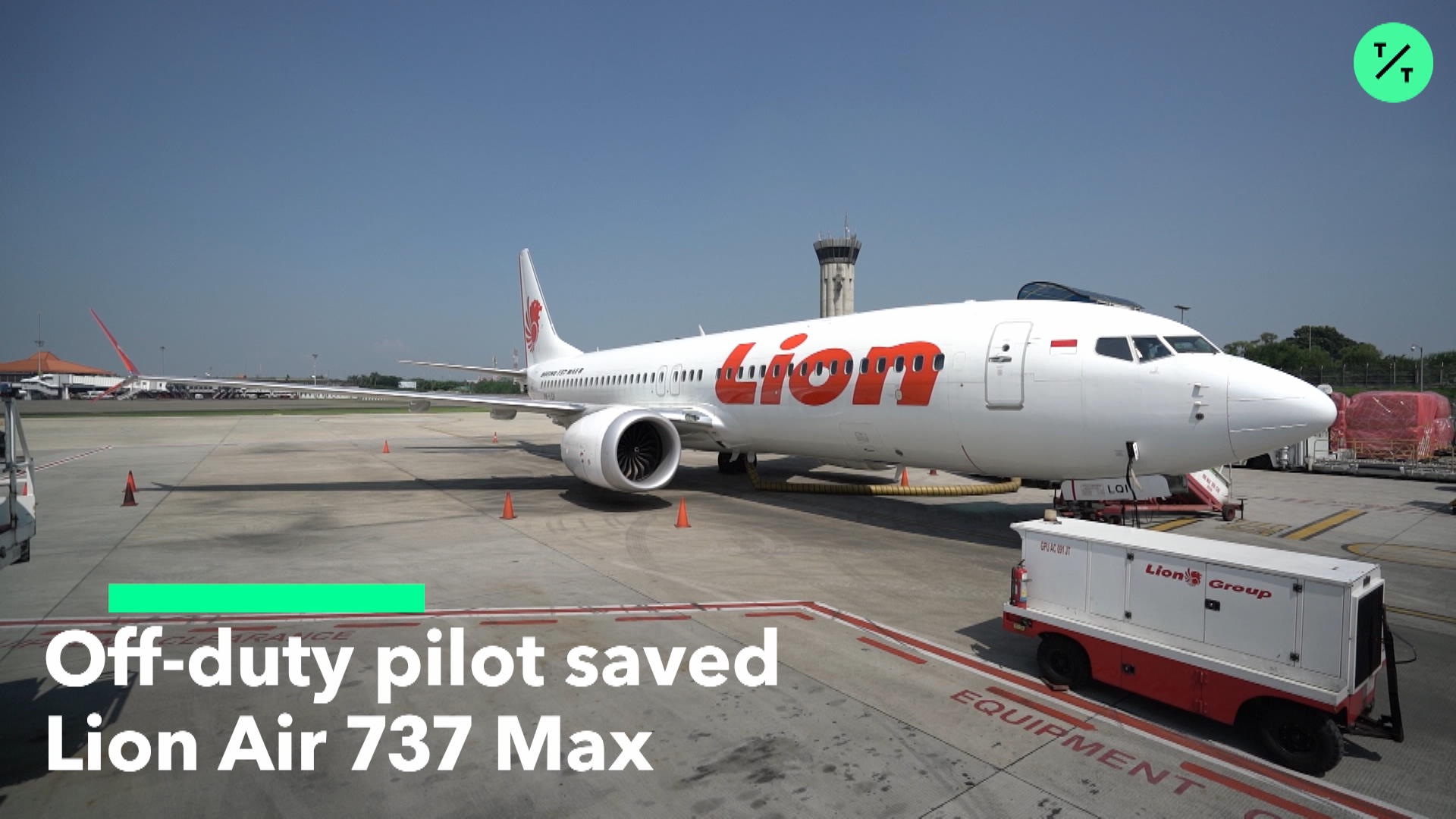 Boeing 737 Max: Pilot Saved Lion Air Jet Day Before Crash