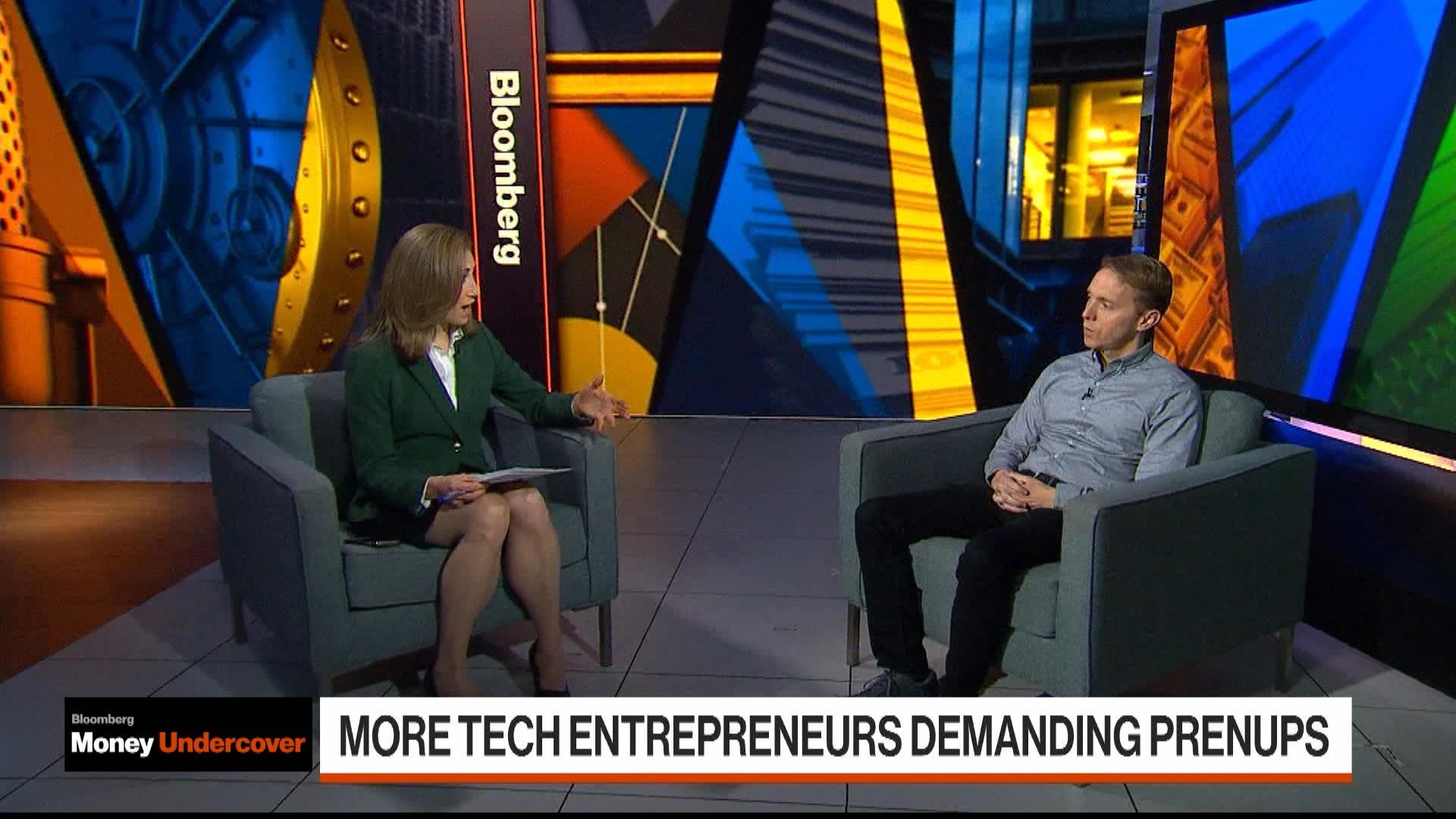 Why More Tech Entrepreneurs Are Demanding Prenups