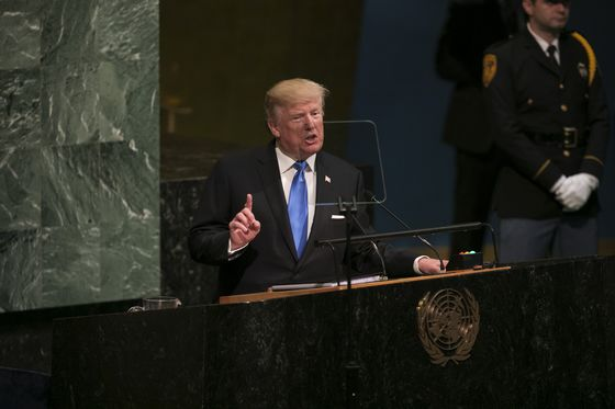 President Trump's Address to the UN in Real Time