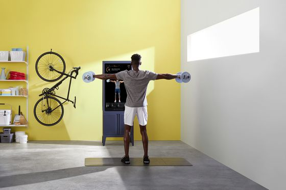 Tempo, Maker of $1,995 'Smart Gym,' Is Valued at $250 Million