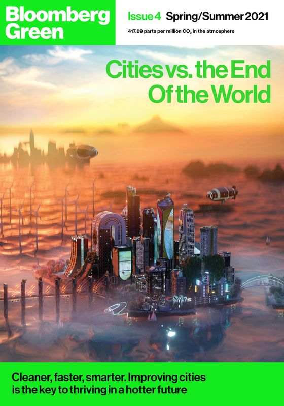 What It Takes to Turn Cities IntoBulwarks Against Climate Change
