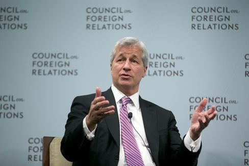 JPMorgan Shareholders Reject CEO-Chairman Split in Win for Dimon