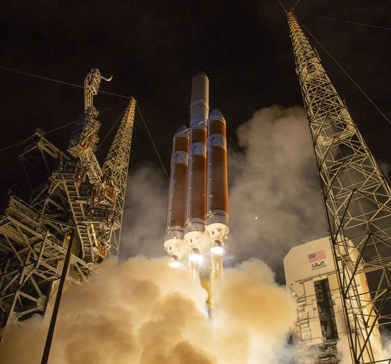 NASA Probe Takes Off forClosest-Ever Journey to the Sun