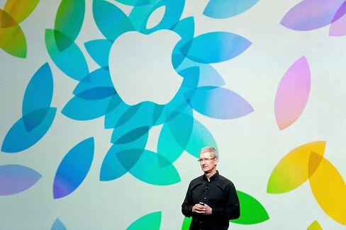 Apple's Earnings: No Fireworks, Not Yet