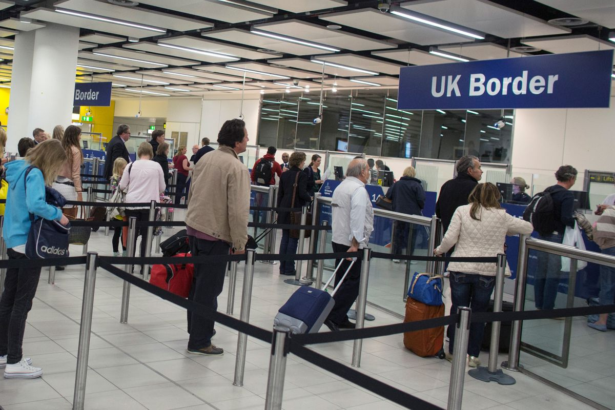 U.K. Immigration From EU at Six-Year Low as Brexit Bites