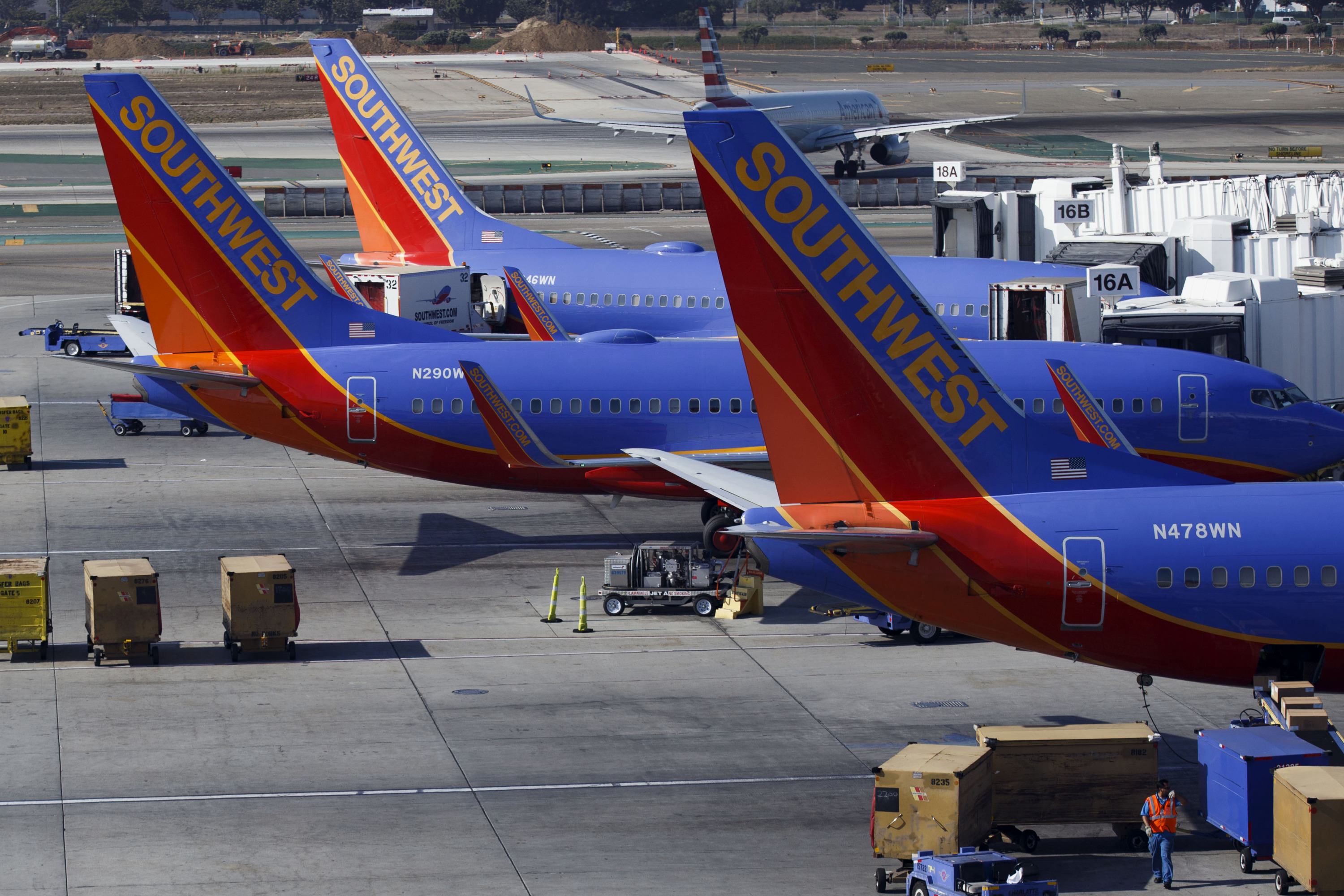 fcd3e4c45b Southwest Airlines to Charge Fees For Baggage