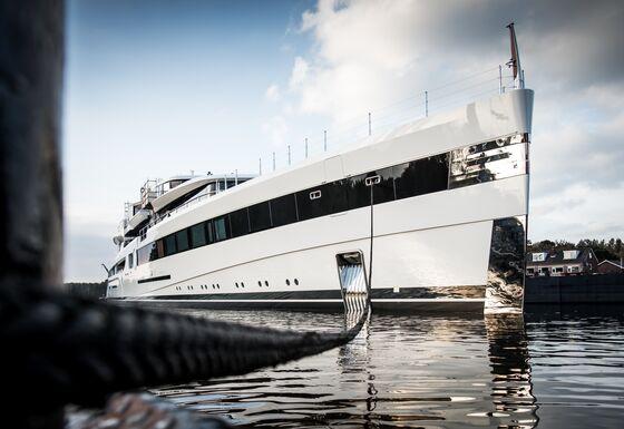 Imax Cinema Tops Redskins Owner's $100 Million Super Yacht Order