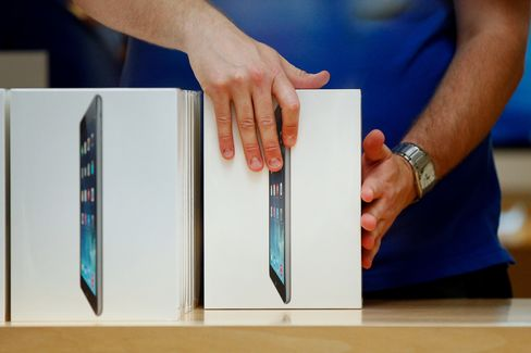 Apple's iPad Business