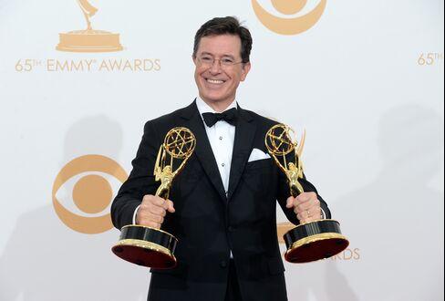 TV Personaity Stephen Colbert
