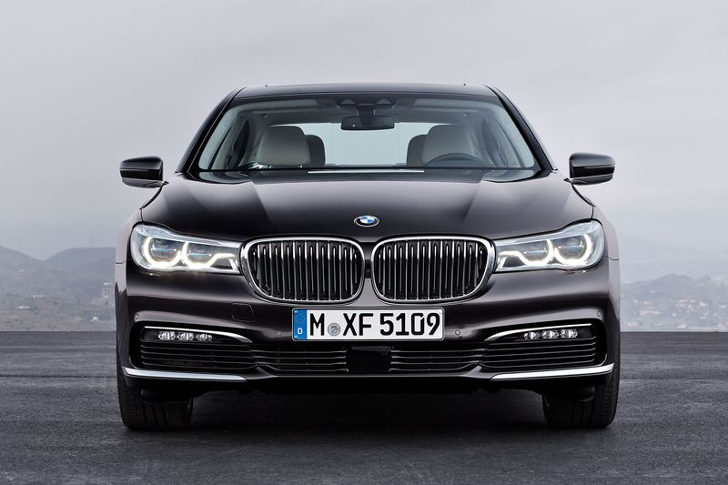 The 2017 BMW 7 Series