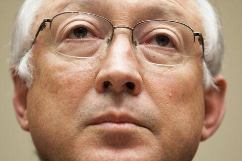 U.S. Interior Secretary Ken Salazar