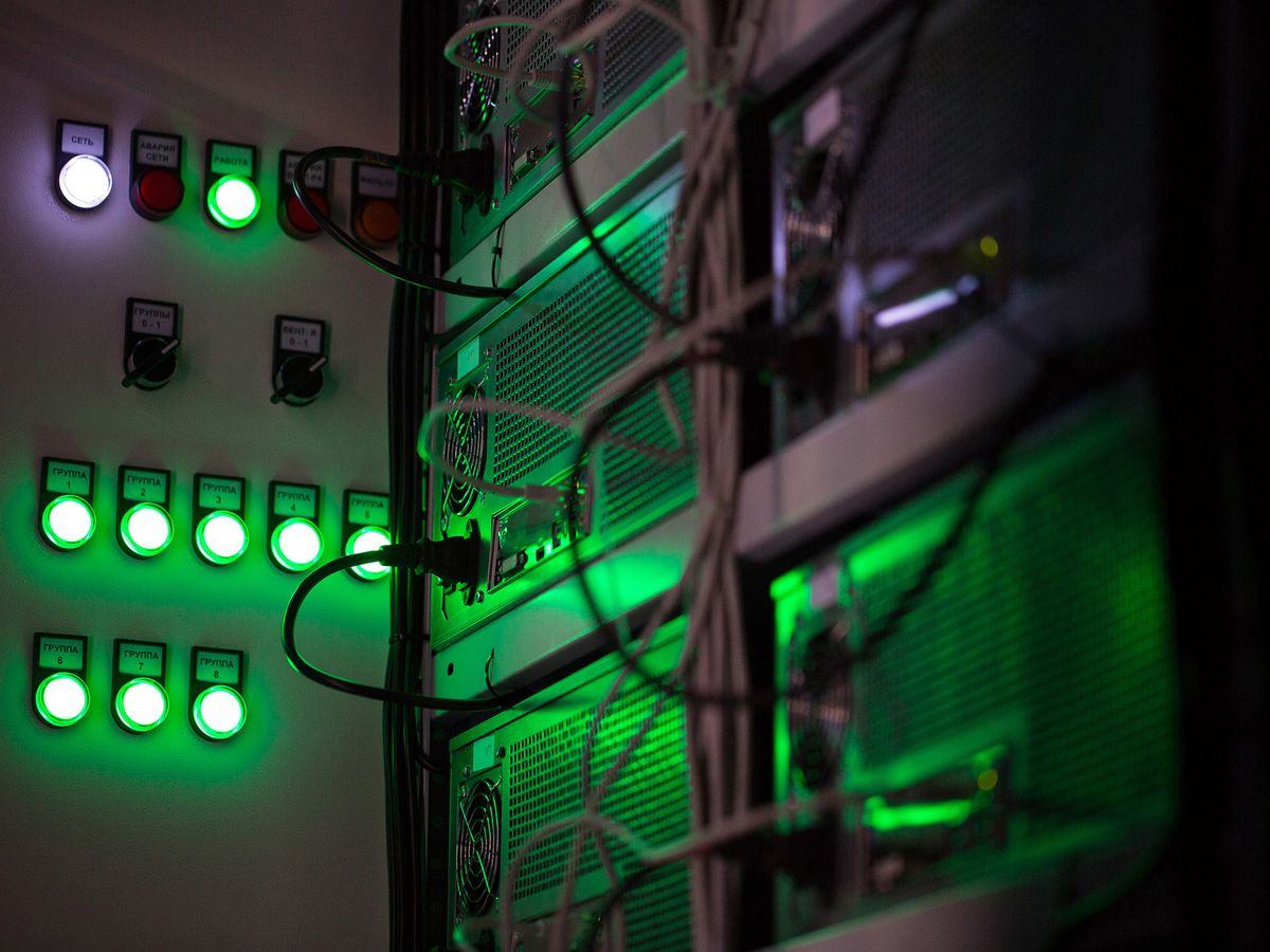 Bitcoin's Network Operations Are Controlled by Five Companies