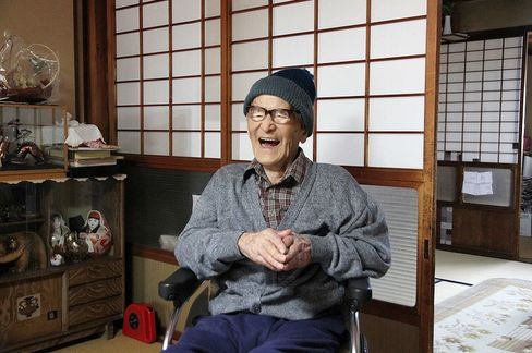Japanese 115-Year-Old Becomes Oldest Man in Recorded History