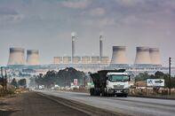 Eskom Holdings Ltd. Power Stations as South Africa Seeks Coal Exit