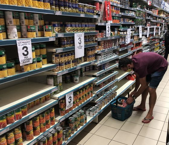 Ramaphosa Weighs Virus Response With 21-Day Lockdown