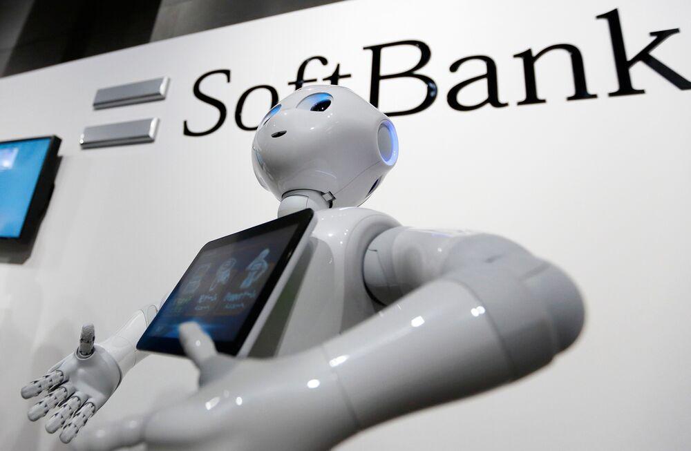 SoftBank Robotics Plans App Store for Humanoid Pepper Robot - Bloomberg