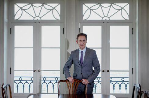 Onex CEO Gerry Schwartz