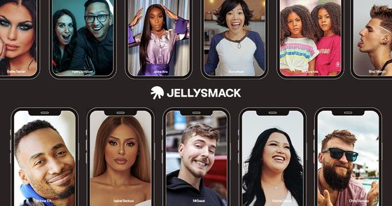 SoftBank-Backed Jellysmack Eyes Global Expansion, Acquisitions