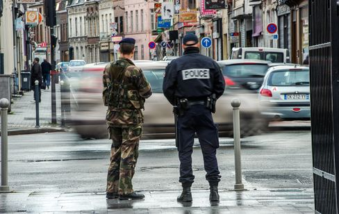 Security in France