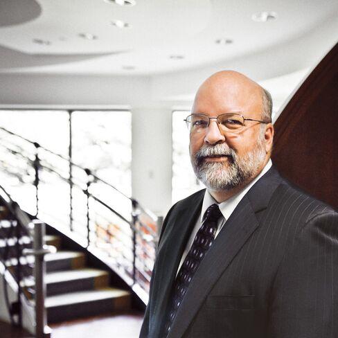 Phillip Widman, chief financial officer of Terex Corp.