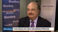 relates to CVS 'Encouraged' by Trump Drug Cost Proposals, CEO Says