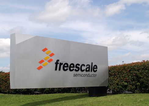 Freescale's Owners Seek IPO at 36% Discount to Buyout Price