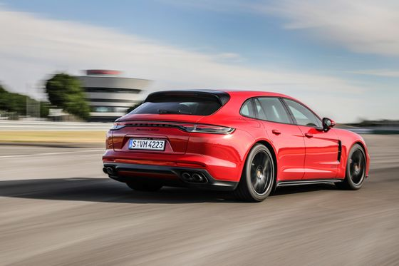 How the Station Wagons from Audi, Mercedes, and Porsche Stack Up