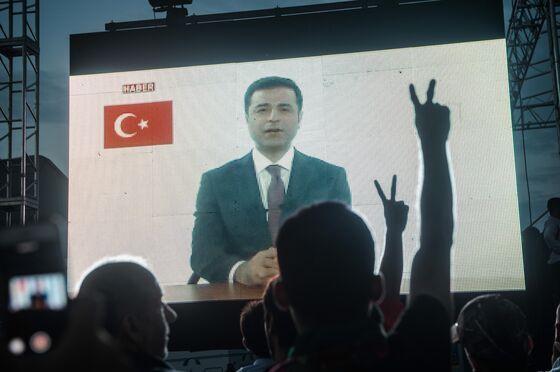 Court Asks Turkey to Free Kurdish Leader Who Challenged Erdogan