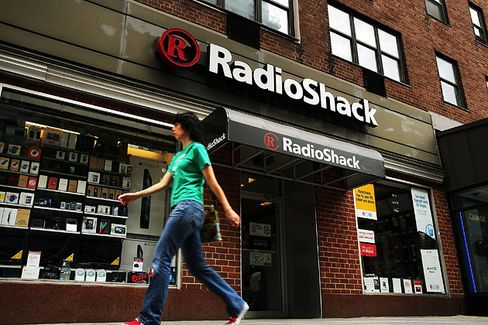 RadioShack Is Cleaning Up Its Stores in Bid to Revive Sales