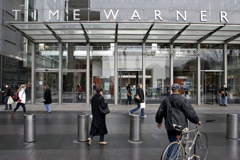 Time Warner Profit Tops Analysts' Estimates as Ad Sales Gain