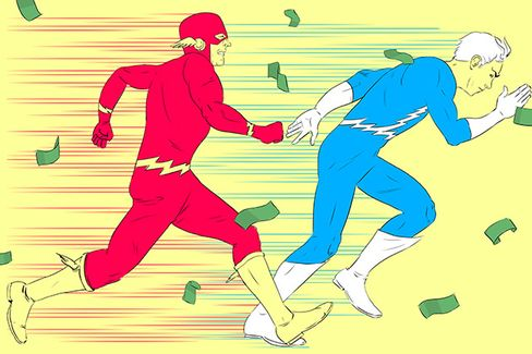 What the Fox-Time Warner Merger Would Mean for Superheroes