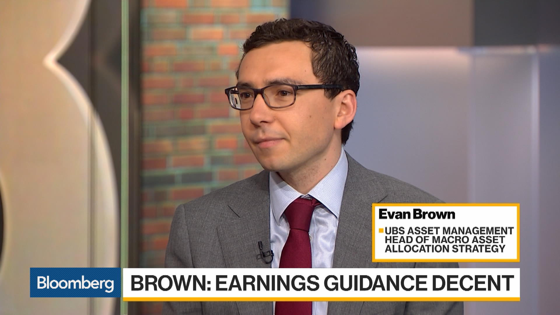 What Markets Are Learning From First-Quarter Earnings