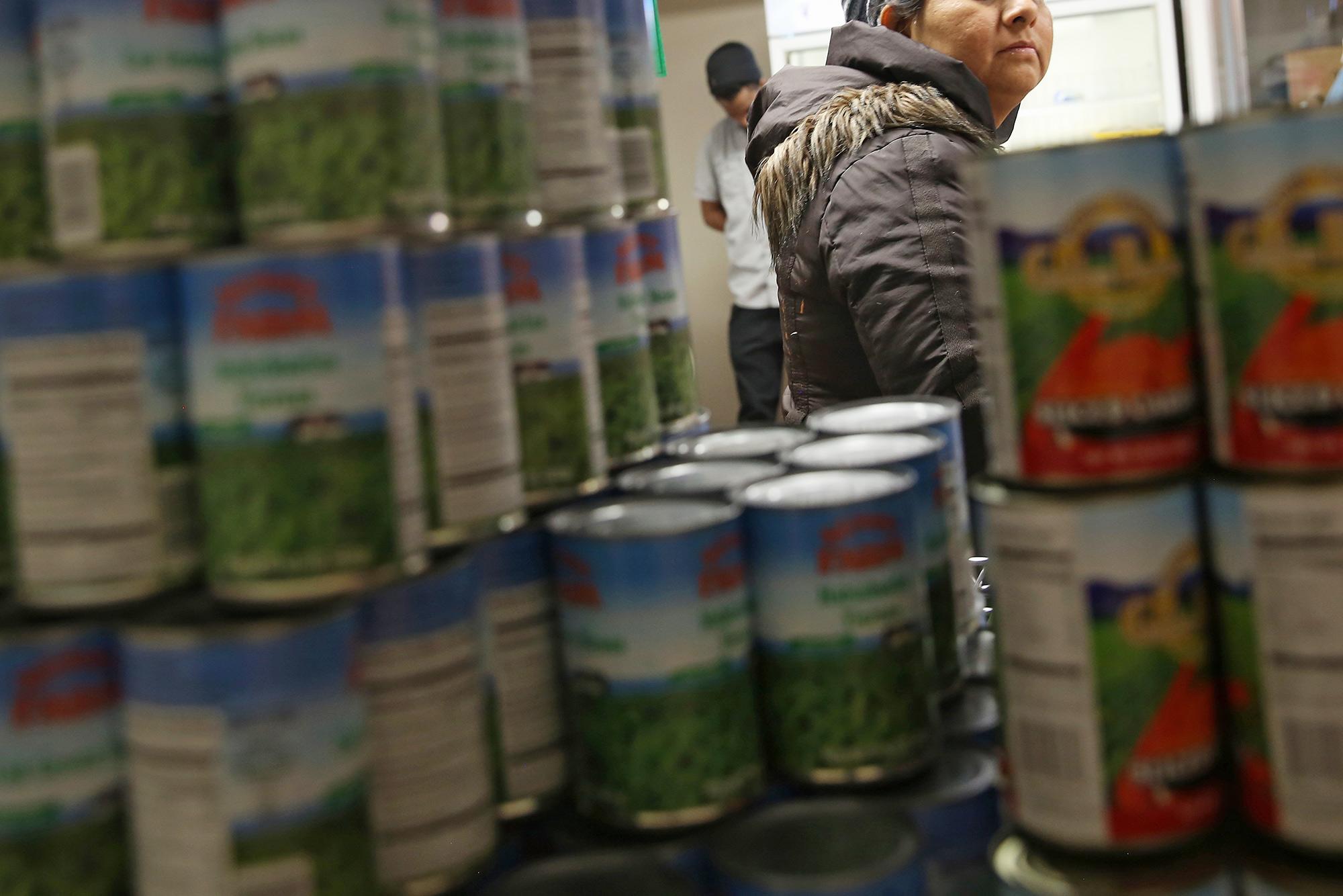 bloomberg.com - Reade Pickert - Food-Stamp Use Is Still at Recession-Era Levels Despite Job Gains