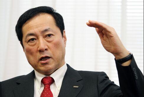 Mizuho Financial CEO Yasuhiro Satoa