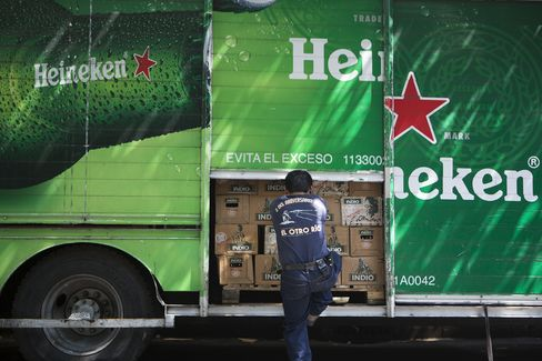 Heineken Expects Annual Profit in Line Amid European Struggles