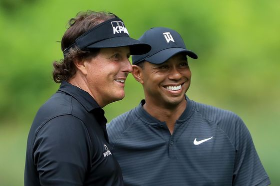 The Ryder Cup, Plus Tiger and Phil, Drive a Match Play Bonanza