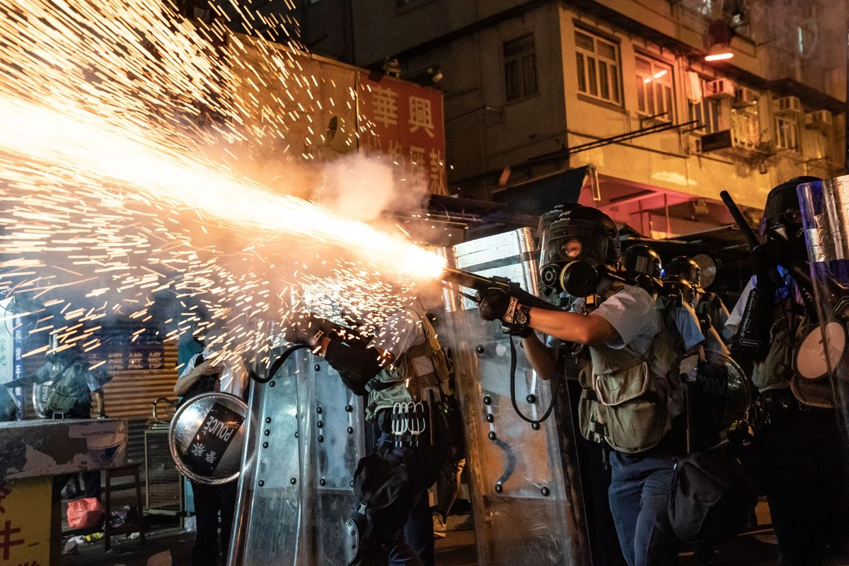 Your Weekend Reading: Hong Kong's Threat