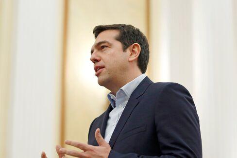 Alexis Tsipras, Greek Prime Minister.