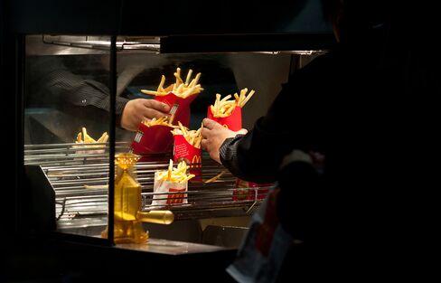 McDonald's Profit Rises 1.4% as Dollar Menu Drives U.S. Sales