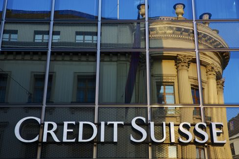 Credit Suisse Is Said to Be in Talks to Sell Unit to Grosvenor