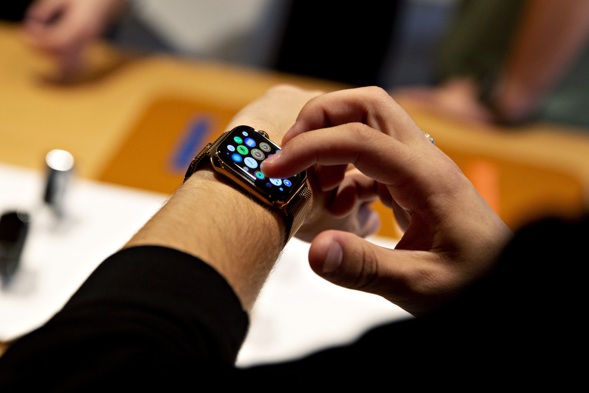 Apple Is Said to Plan Sleep Tracking Feature for Future Watch