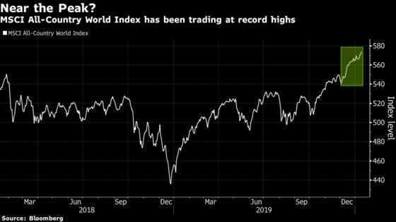 World's Largest Wealth Manager TellsInvestors: Lower Expectations