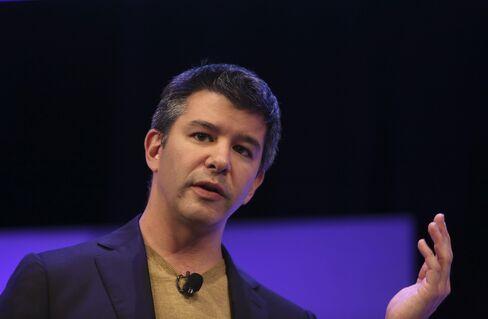 Uber Chief Executive Officer Travis Kalanick