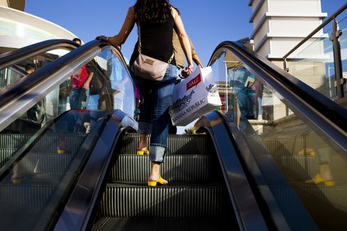 Consumer Comfort in U.S. Improves to Highest Level in Five Years
