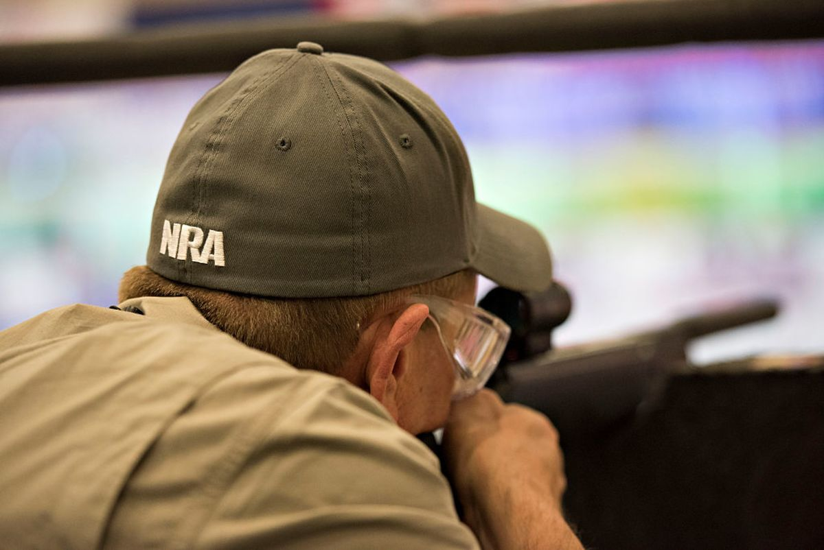 New York's Attorney General Shouldn't Dismantle the NRA