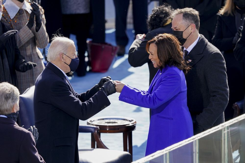 Wall Street Banks Weigh in on Joe Biden, Kamala Harris Inauguration 2021 -  Bloomberg